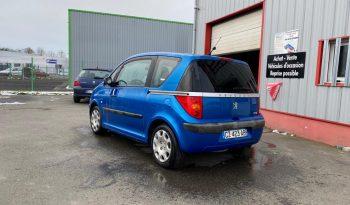 Peugeot 1007 1.4 ess 75 ch GPL ESSENCE complet