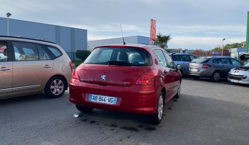 Peugeot 308 1.6 hdi 90 ch complet