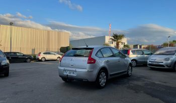 Citroen c4 1.6 hdi 110 ch complet