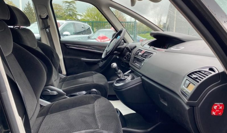 Citroen c4 picasso 1.6 HDI 110 ch 7 place complet