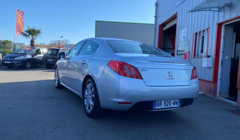 Peugeot 508 2.0 HDI 163 ch complet