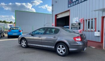 Peugeot 407 1.6 hdi 110 ch complet